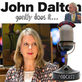 Dianne spoke with Irish based, John Dalton